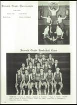 1966 Miami East High School Yearbook Page 116 & 117