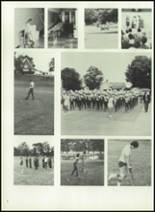 1983 Houston High School Yearbook Page 12 & 13