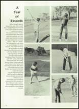 1983 Houston High School Yearbook Page 20 & 21