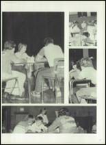 1983 Houston High School Yearbook Page 24 & 25