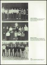 1983 Houston High School Yearbook Page 26 & 27