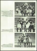 1983 Houston High School Yearbook Page 28 & 29