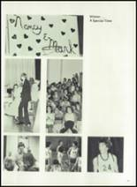 1983 Houston High School Yearbook Page 32 & 33
