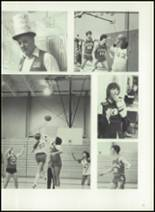 1983 Houston High School Yearbook Page 34 & 35