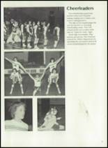 1983 Houston High School Yearbook Page 36 & 37