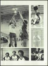 1983 Houston High School Yearbook Page 38 & 39