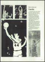 1983 Houston High School Yearbook Page 40 & 41