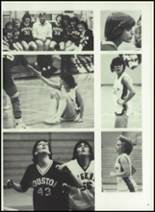 1983 Houston High School Yearbook Page 42 & 43
