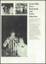 1983 Houston High School Yearbook Page 44 & 45