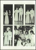 1983 Houston High School Yearbook Page 48 & 49