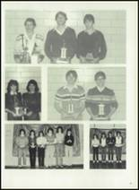 1983 Houston High School Yearbook Page 50 & 51