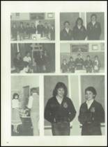1983 Houston High School Yearbook Page 52 & 53