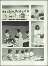 1983 Houston High School Yearbook Page 54 & 55