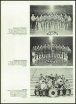 1983 Houston High School Yearbook Page 56 & 57