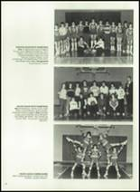 1983 Houston High School Yearbook Page 58 & 59