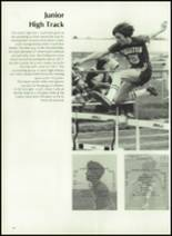 1983 Houston High School Yearbook Page 68 & 69