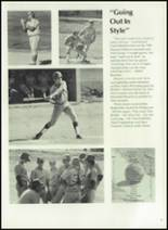 1983 Houston High School Yearbook Page 70 & 71
