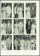 1983 Houston High School Yearbook Page 74 & 75