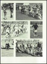 1983 Houston High School Yearbook Page 76 & 77