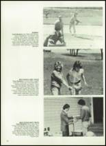 1983 Houston High School Yearbook Page 84 & 85