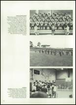 1983 Houston High School Yearbook Page 86 & 87