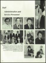 1983 Houston High School Yearbook Page 92 & 93