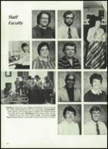 1983 Houston High School Yearbook Page 94 & 95