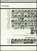 1983 Houston High School Yearbook Page 100 & 101