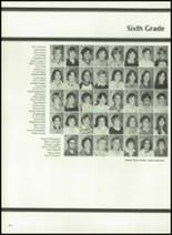 1983 Houston High School Yearbook Page 108 & 109