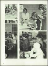 1983 Houston High School Yearbook Page 116 & 117