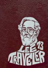 1973 Yearbook Robert E. Lee High School