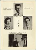 1953 St. Josephs High School Yearbook Page 10 & 11