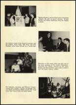 1953 St. Josephs High School Yearbook Page 12 & 13