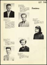 1953 St. Josephs High School Yearbook Page 14 & 15