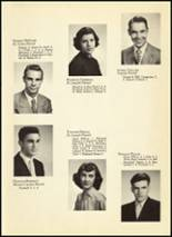 1953 St. Josephs High School Yearbook Page 16 & 17