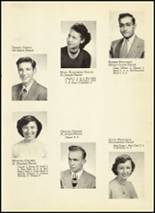 1953 St. Josephs High School Yearbook Page 18 & 19