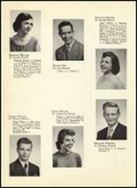1953 St. Josephs High School Yearbook Page 22 & 23