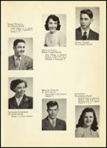 1953 St. Josephs High School Yearbook Page 24 & 25