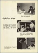 1953 St. Josephs High School Yearbook Page 46 & 47