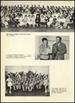 1953 St. Josephs High School Yearbook Page 50 & 51