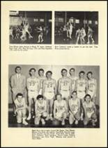 1953 St. Josephs High School Yearbook Page 72 & 73