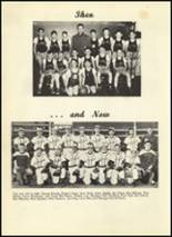 1953 St. Josephs High School Yearbook Page 74 & 75