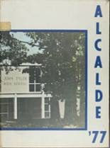 1977 Yearbook John Tyler High School