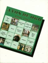 1987 Yearbook Canyon Del Oro High School