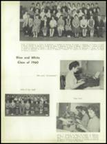 1960 Medford High School Yearbook Page 12 & 13