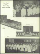 1960 Medford High School Yearbook Page 14 & 15
