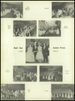 1960 Medford High School Yearbook Page 16 & 17