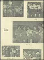 1960 Medford High School Yearbook Page 18 & 19