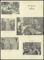 1960 Medford High School Yearbook Page 20 & 21