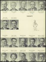 1960 Medford High School Yearbook Page 24 & 25